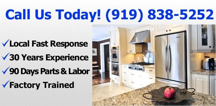 Cary Refrigerator Repair